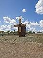 Kuressaare Castle post mill.jpg