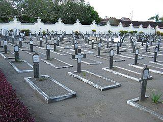 Kusumanegara Heroes Cemetery cemetery in Yogyakarta