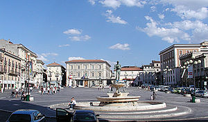 L'Aquila - Piazza Duomo