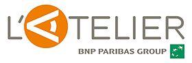 logo de L'Atelier (veille technologique)