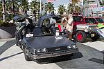 LBCC 2013 - Back to the Future DeLorean (11028233793).jpg