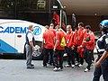 LFC players entering the bus US Tour 2012 (3).jpg