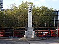 LNWR War Memorial, Euston - south elevation 01.jpg