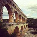 La beauté du Pont du Gard.JPG