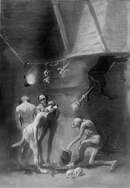 Archivo:La cocina de las brujas por Francisco Goya.jpg