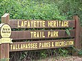 Lafayette Heritage Trail Park sign.jpg