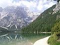 Lago di Braies,Pragser Wildsee - panoramio (7).jpg