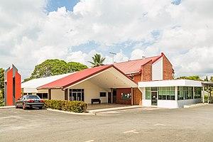 Lahad Datu District - Image: Lahad Datu Sabah Anglican Church St Mark 02