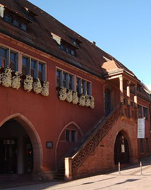 Lahr - Former city hall