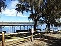 Lake Miccosukee Reeves Landing boats.JPG