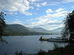 Lake Teletskoye near Artybash.jpg