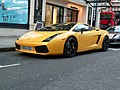 Lamborghini gallardo yellow Lp LP520-4 (6602159693).jpg