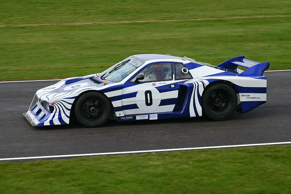 Lancia Beta Montecarlo Group 5