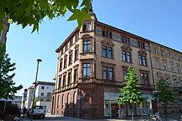 Landwehrstraße in Landau in der Pfalz