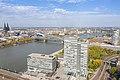 Lanxess Tower in Köln, Deutschland (48986444888).jpg