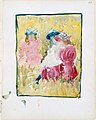 Large Boston Public Garden Sketchbook- Three girls sitting on the grass MET DT3412.jpg