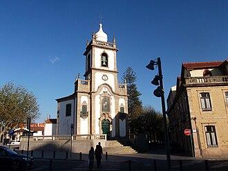 Senhora das Dores Church - Façade of Senhora das Dores church.