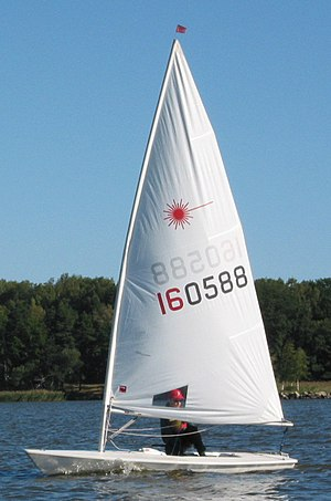 Laser (dinghy) - The Laser Standard