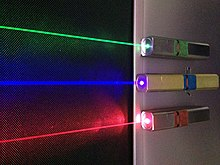 List of laser applications - Wikipedia