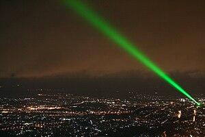 Horst H. Baumann - Laserscape Kassel