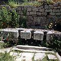 Latrines in Corith Agora, circa 4th century B.C. Wellcome L0007391.jpg