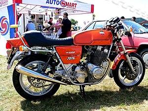 Laverda Jota - Image: Laverda 1000Jota 1982