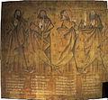 Le Credo st Thomas, st Jacques le mineur, st Barthelémy, 1470 1500.JPG