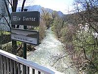 Le Sierroz (Aix-les-Bains).JPG