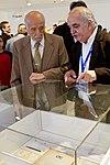 """Leal y Giles en la inauguración de """"Argentina en Antártida"""" en el Museo Malvinas (21756752552).jpg"""