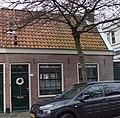 Leiden - gemeentelijk monument 385 - Witte Rozenstraat 33 20190126.jpg