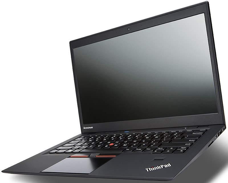 Lenovo ThinkPad X1 Ultrabook.jpg