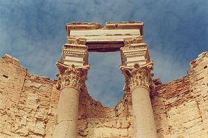 Leptis Magna - Severan Basilica