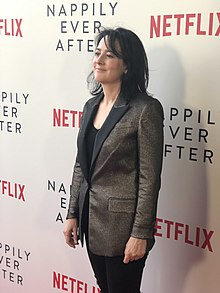 Lesley Barber at the Nappily Ever After Premiere.jpg