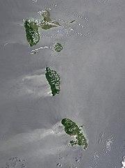 Lesser Antilles 250m