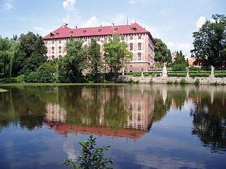 Libochovice - Libochovice Castle
