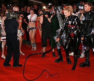 Life Ball - Zweitfrau on the red carpet (2008)