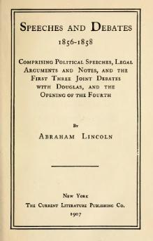 Life and Works of Abraham Lincoln, v4.djvu