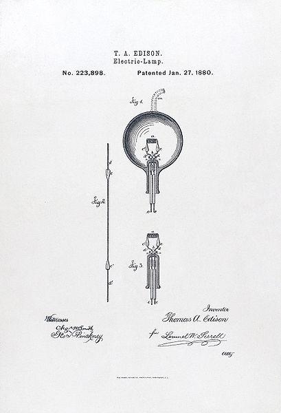 File:Light bulb Edison 2.jpg