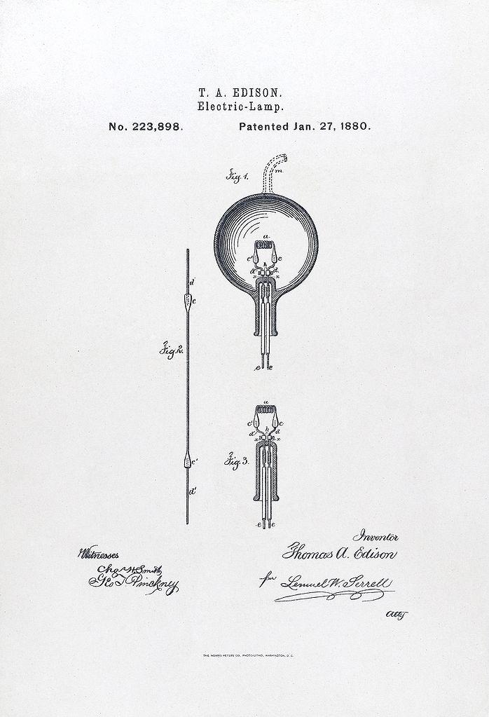 Filelight Bulb Edison 2g Wikipedia