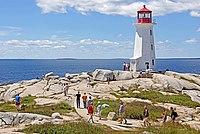 Lighthouse DSC01066 - Peggy's Cove Lighthouse (7612052968).jpg