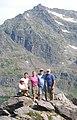 Lincoln Peak, July 22, 2007 - panoramio.jpg
