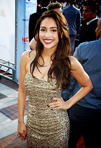 Kristina Davis - Lindsey Morgan was cast in the role of Kristina in 2012; she was let go the following year.