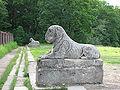 Lions on Terrasa-pristan. Gatchina.jpg