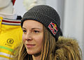 Lisa Zimmermann bei der Olympia-Einkleidung Erding 2014 (Martin Rulsch) 01.jpg
