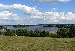 Lithuania Plateliai lake