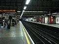 Liverpool Street Tube Station, westbound sub-surface platform - geograph.org.uk - 809837.jpg
