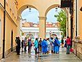 Ljubljana Old Town, Slovenia (Old Camera) (32716489163).jpg