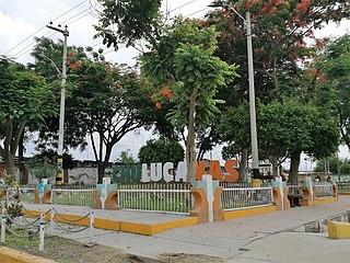Chulucanas Town in Piura Region, Peru