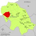 Localització de Begís respecte de l'Alt Palància.png