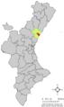 Localització de Nules respecte del País Valencià.png